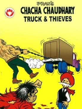 Chacha Chaudhary -Truck And Thieves | Libraywala
