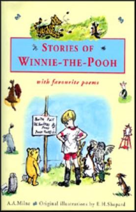 Winnie the pooh book big w