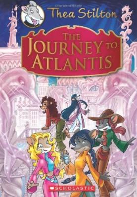 Thea stilton books journey to atlantis