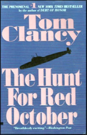 The hunt for red october   Libraywala