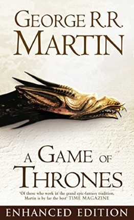 A Song Of Ice And Fire Book 1 - A Game Of Thrones.