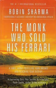 The Monk Who Sold His Ferrari.