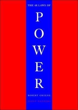 The 48 Laws Of Power.