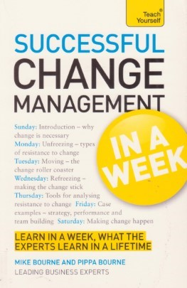 Successful Change Management In A Week